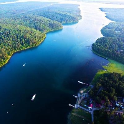 Чистые реки России река Анкара