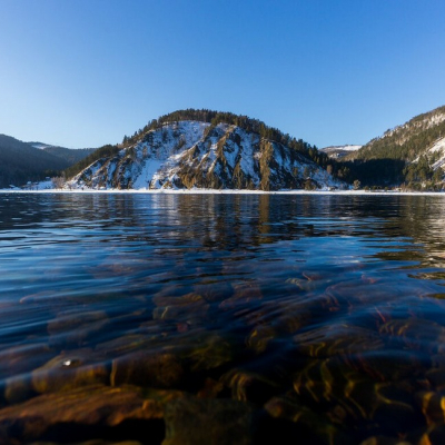 Чистые реки России, река Енисей