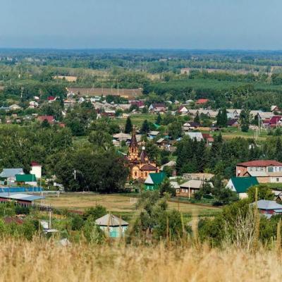 Золотое кольцо Алтая, Село Сростки